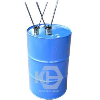 Kẹp nắp thùng hóa chất 200L