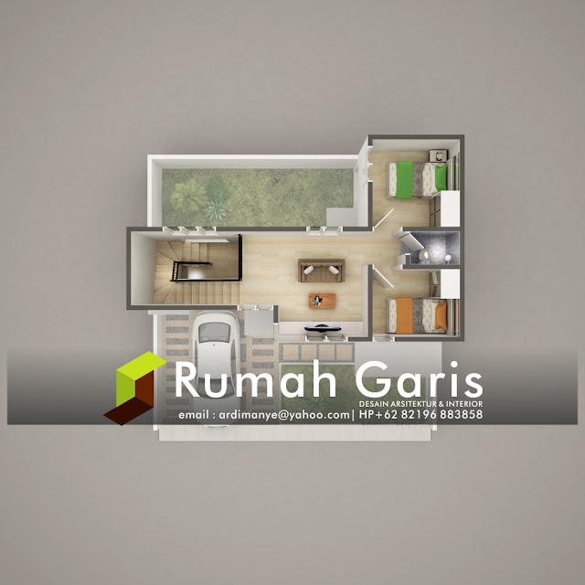 jasa desain gambar rumah garis arsitek