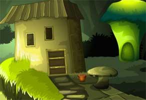 Juegos de Escape - The Smuggler Forest Escape