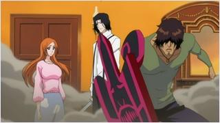 โอริฮิเมะปกป้องซึคึชิมะ