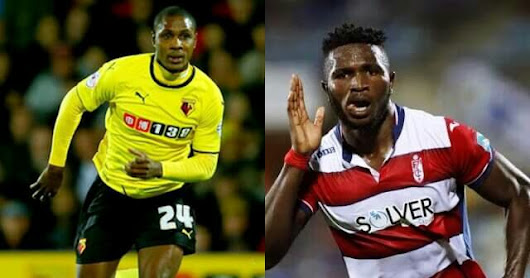 Isaac Success Speaks On Relationship With Ighalo