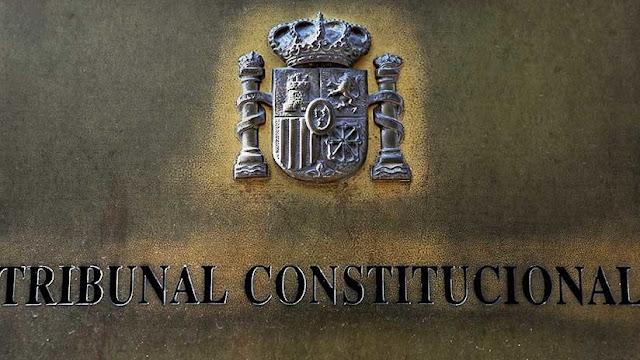 El Tribunal Constitucional de España anula la declaración de independencia de Cataluña