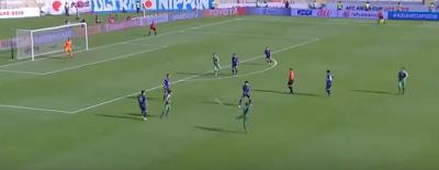 اليابان تفوز على تركمنستان فى بطولة كأس آسيا 2019