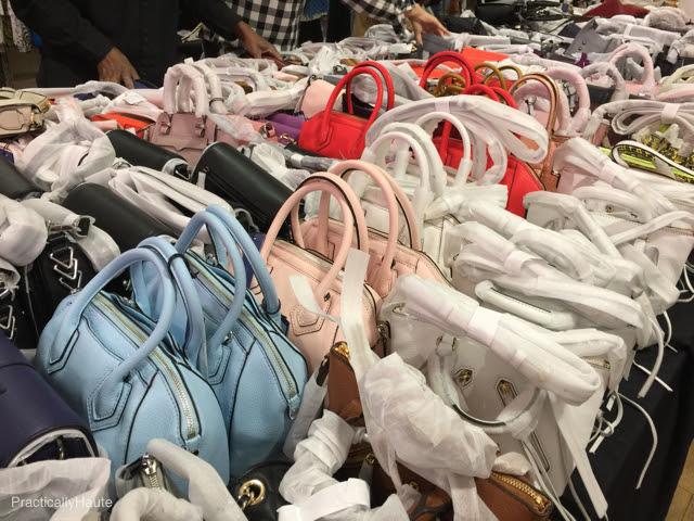 bags pastel