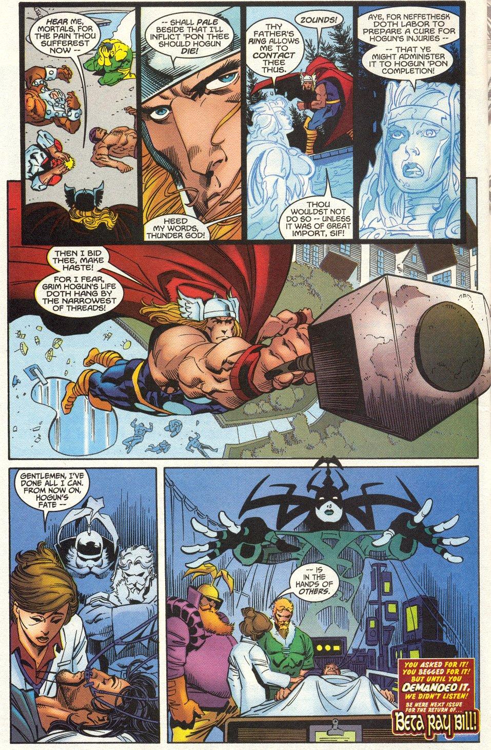 Thor (1998) Issue #29 #30 - English 25