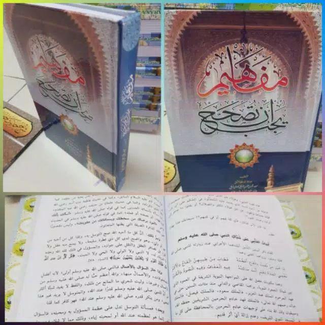 Pesan Kitab Mafahim Yajibu an Tushohhah Murah di Rantau