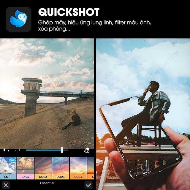 9 App chỉnh sửa ảnh đẹp và dễ sử dụng cho IOS & Android
