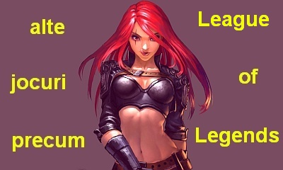 Jocuri ca League of Legends