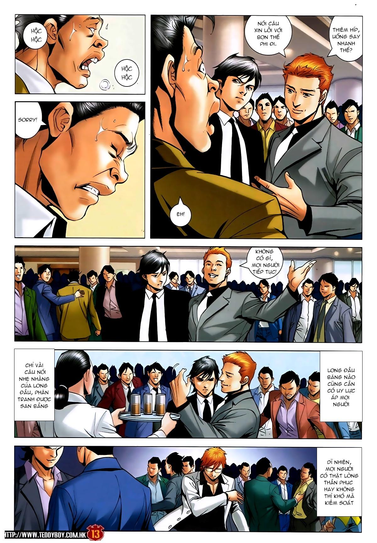Người Trong Giang Hồ - Chapter 1593: Tọa quán Vượng Giác - Pic 12