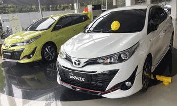 Toyota Promo Harga Diskon 2018