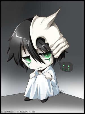 Chibi Character Bleach