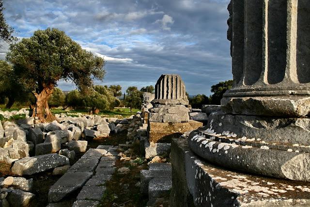 Η πόλις των Ελλήνων Τέως στην Ιωνία