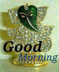 Good Morning with Lord Ganesha