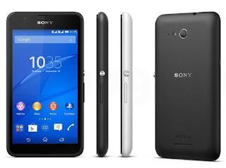 Harga Sony Xperia E4g Dual, Spesifikasi Dapur Pacu Gahar