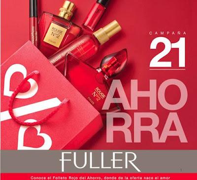 Fuller Catalogo San Valentin 2017