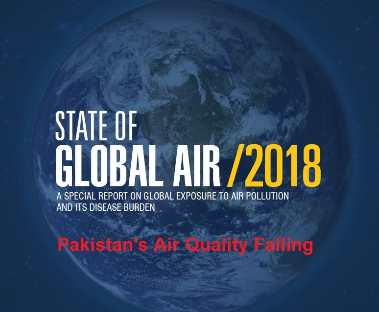 State of Global Air Pollution 2018 State of Global Air Pollution=SPECIAL REPORT ON GLOBAL EXPOSURE TO AIR POLLUTION
