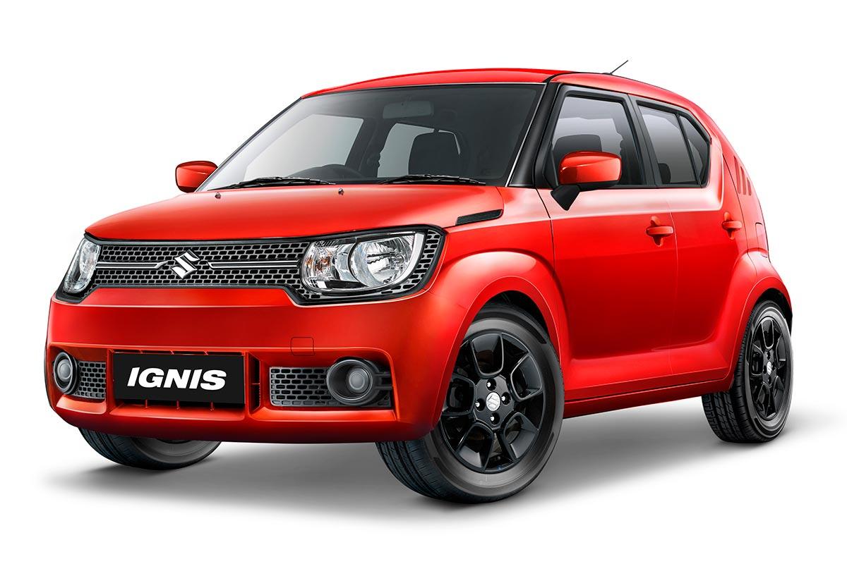 Harga Suzuki Ignis Bekasi 081296008005 Natrom