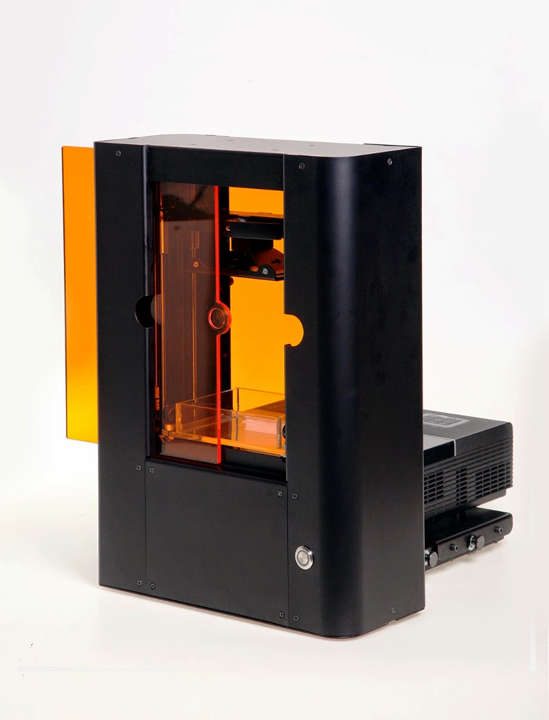 DIY 3D Printing: Stalactite 102 HD DLP Foldable 3d Printer