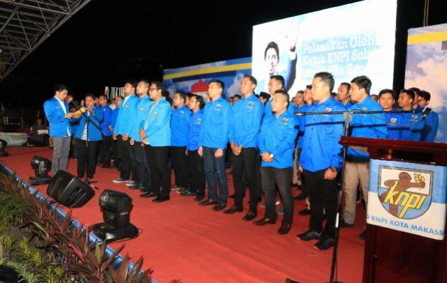KNPI Makassar Siap Gelar Orientasi Pengurus