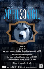 Join the Vigil to Remember the 100 Sled Dogs