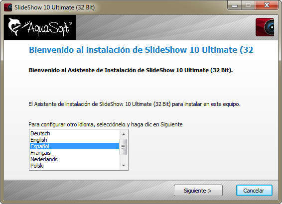 AquaSoft SlideShow 10 Ultimate Full Español