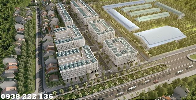 Dự án Sao Vàng City