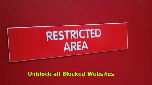 How to open blocked site | unblock proxy
