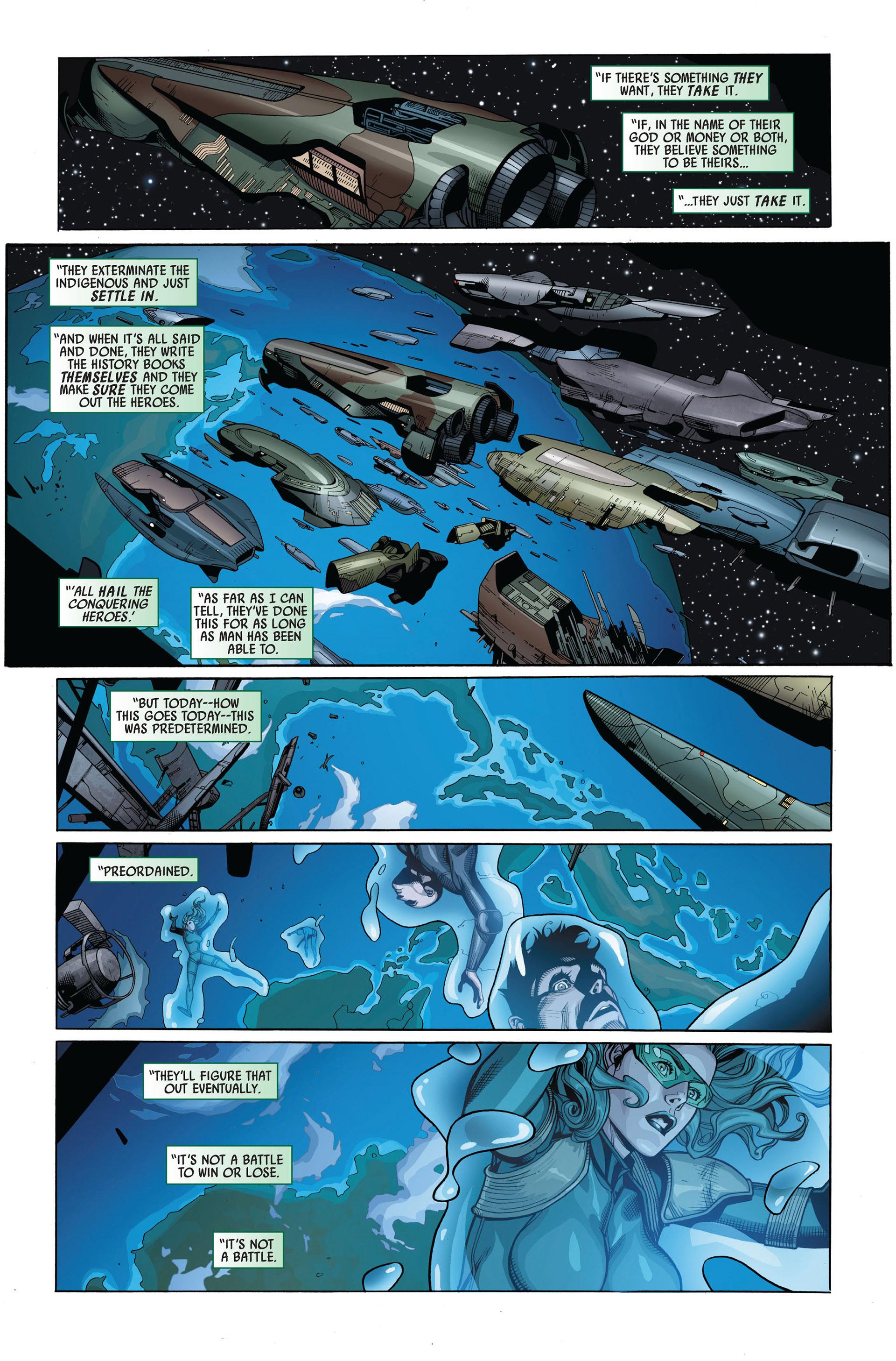 Read online Secret Invasion comic -  Issue #4 - 4
