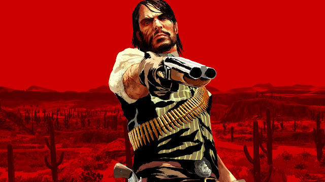 لعبة red dead redemption 2 pc من ماي ايجي