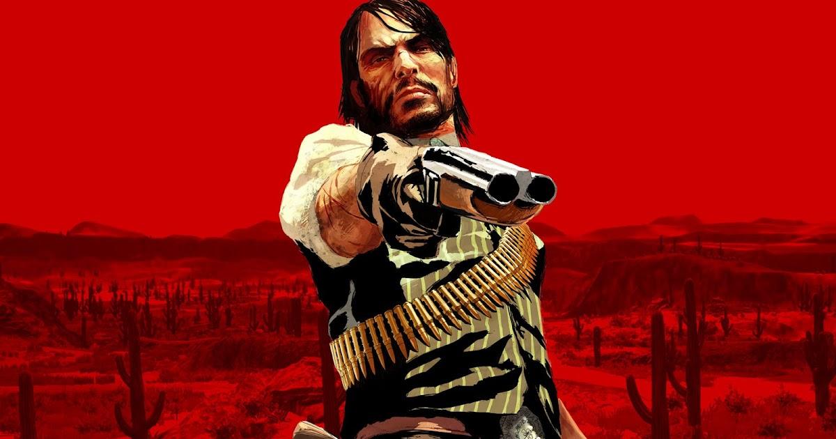 لعبة red dead redemption 2 pc من ماي ايجي