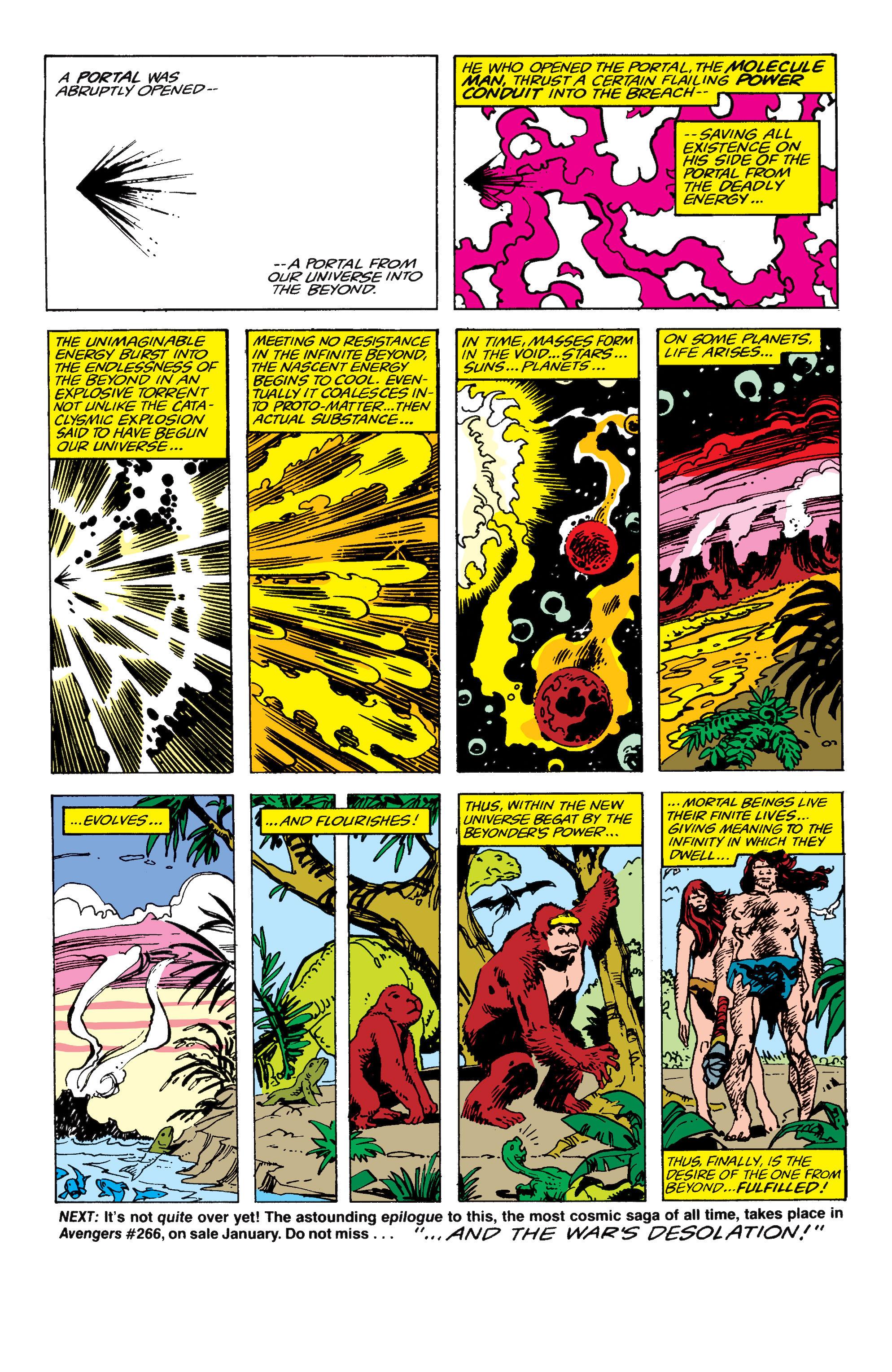 Read online Secret Wars II comic -  Issue #9 - 41