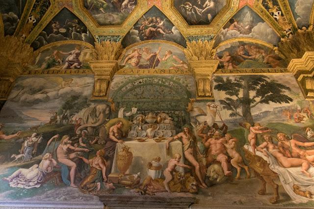 Palazzo Te-Mantova