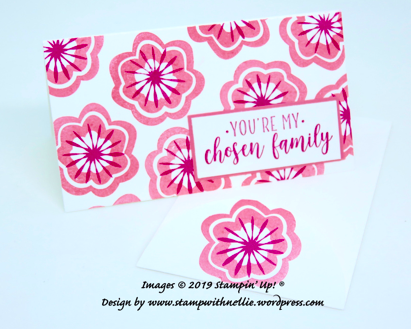 Stampin Up Bloom by bloom Nigezza Creates