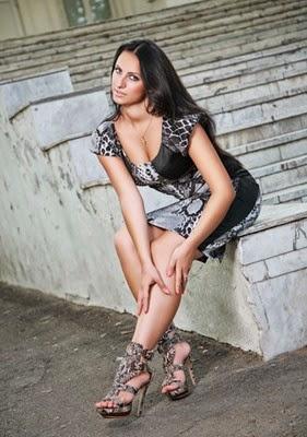 schöne Ukrainerinnen bei Heiratsagentur