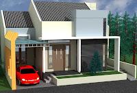 Gambar Model Rumah Minimalis untuk Rumah Baru atau Renovasi 2