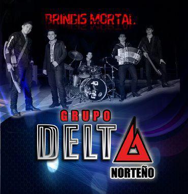 Grupo Delta - Brindis Mortal (Disco Oficial 2012)