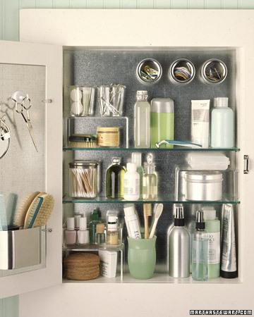 Organized Bathroom 1-2-3...Get Org...