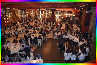 4ο Γυμνάσιο Κατερίνης, η μεγάλη γιορτή του Συλλόγου Γονέων και του Σχολείου. (ΦΩΤΟ)