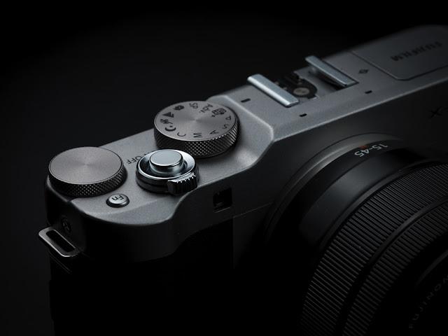 Fotografia della Fuji X-A5
