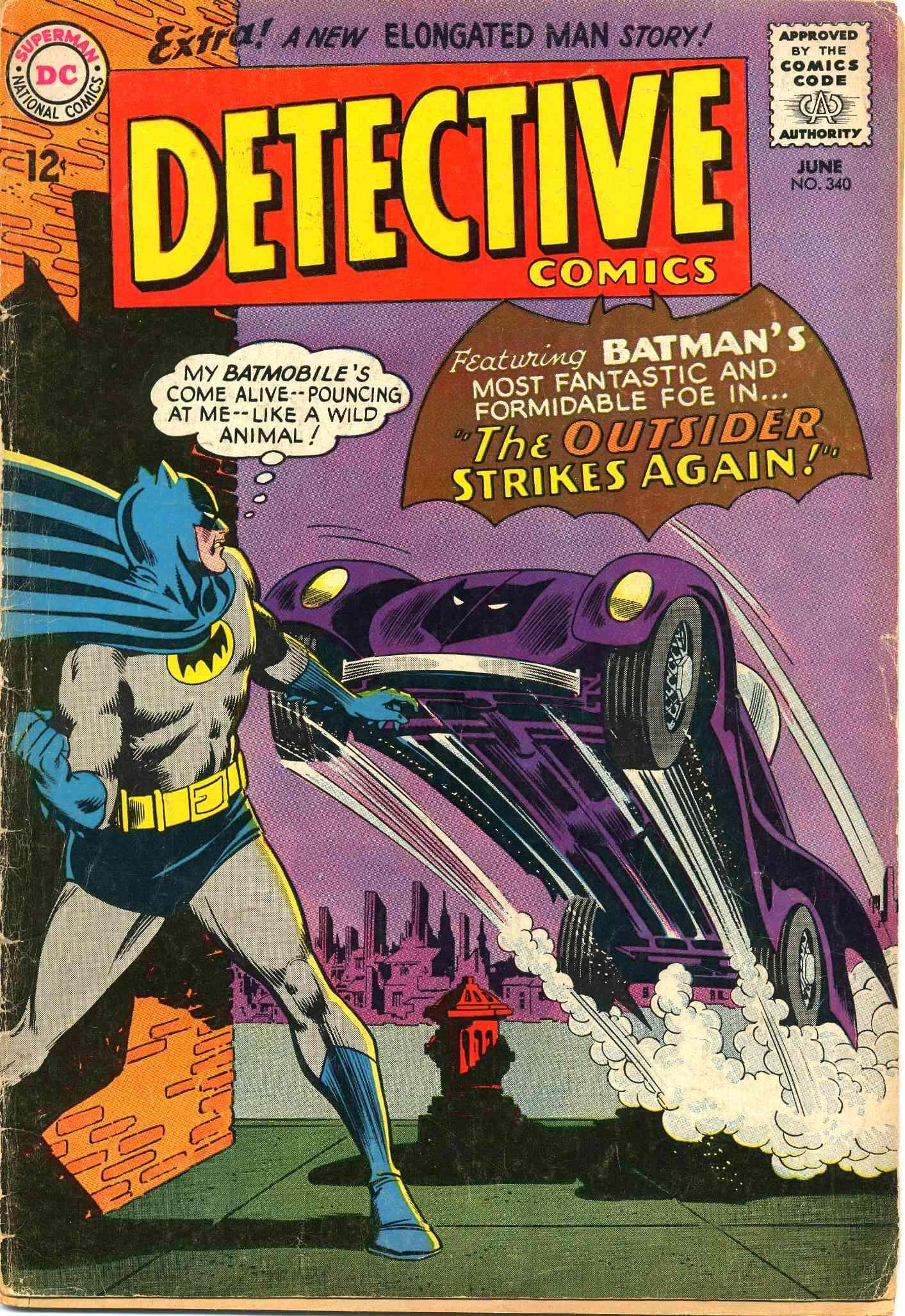 Detective Comics (1937) 340 Page 1