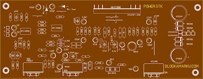 Cara membuat Power STK IC 4101 - 4191