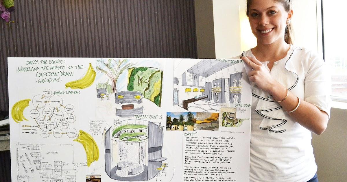 INTERIOR DESIGN: UNT Interior Design Student Winners at ...