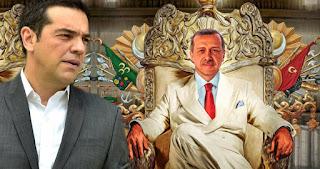 Η Ελλάδα στη σκιά της «Υψηλής Πύλης»