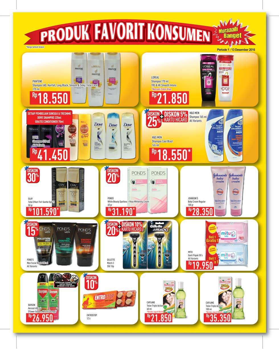 Katalog Promo Hypermart 1 - 14 Juni 2017 Part 2