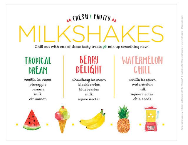 Para hacer invitaciones, tarjetas, marcos de fotos o etiquetas, para imprimir gratis de Fruta Fresca.