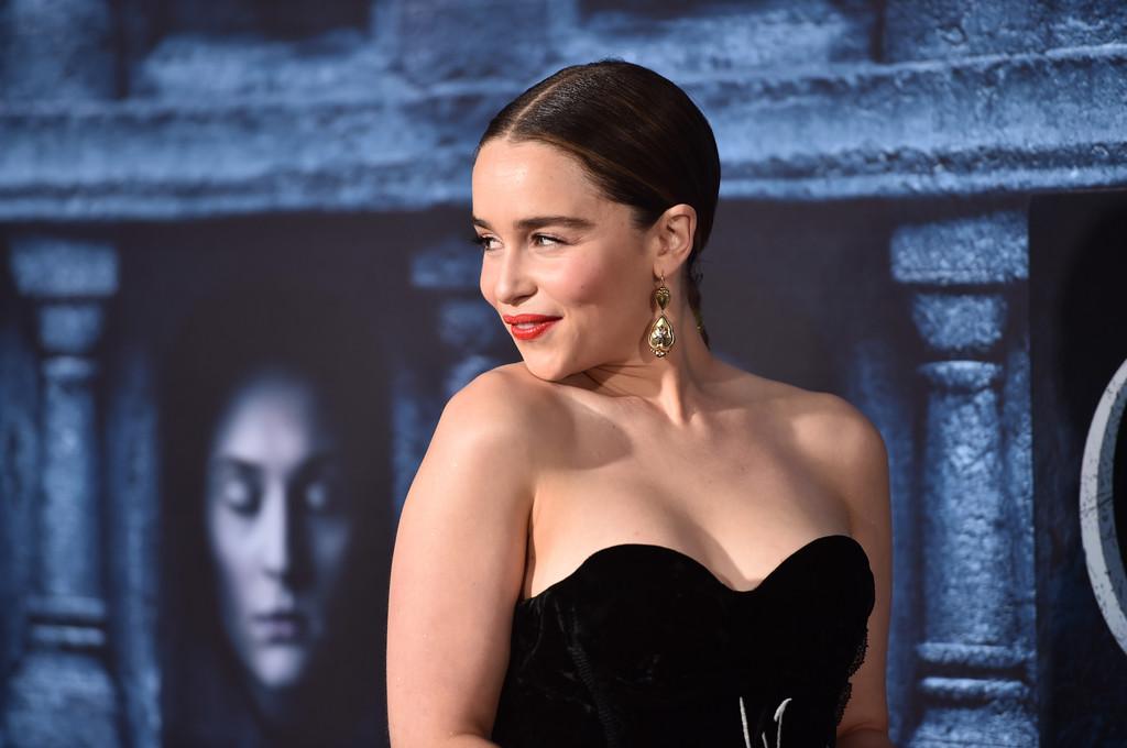 That aint no body double: Emilia Clarke on nude scene in