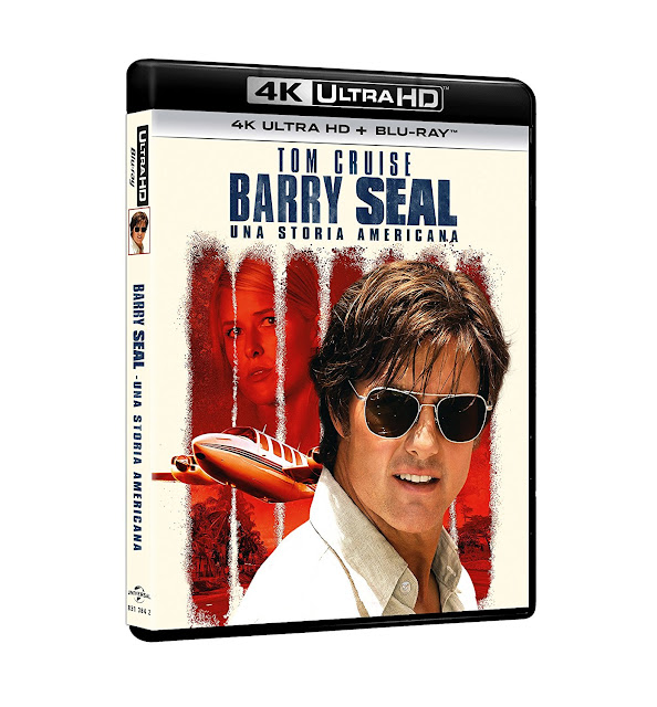 Barry Seal: Una Storia Americana 4K