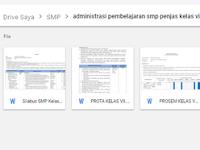 Download Silabus, Prota, Prosem, KI dan KD Jenjang SMP Kelas VII Terbaru