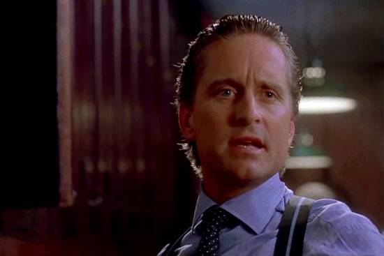 Gordon Gekko, de Wall Street