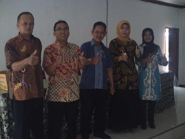 Amas Tamaswara Geser Geser Yan Karyana Pimpin K3S Kecamatan Sukmajaya